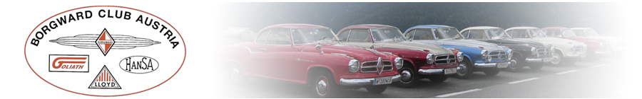 Borgward Club Austria
